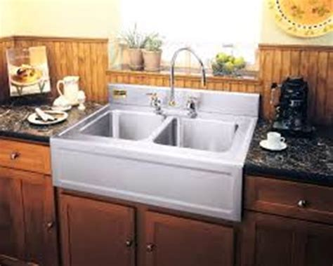 Stainless Steel Drop In Farmhouse Sink ? The Homy Design