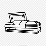 Colorare Bara Coffin Drawing Coloring Death Disegni Disegno Beatles Spiderman Uomo Stampare sketch template