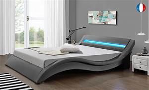Lit Design LED Gris Hypnia Lit Leds Avec Tlcommande