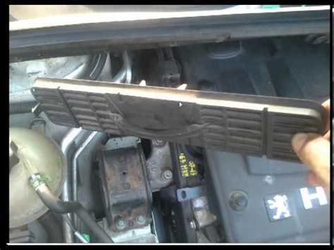 nettoyage climatisation  avec depose du filtre suite