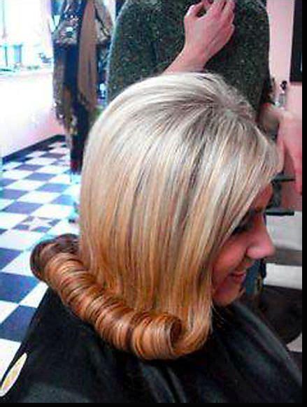 cute flip vintage hairstyles bouffant hair hair styles