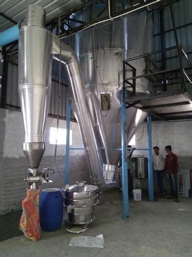 Spray Dryer and Flash Dryers Manufacturer   Evaporators