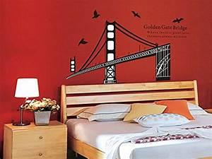 Wandtattoo San Francisco : wandtattoo usa ~ Whattoseeinmadrid.com Haus und Dekorationen