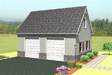 Small Garage Plans With Loft  Joy Studio Design Gallery