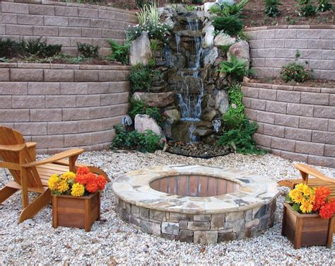 awesome ideas for small garden on bricks with