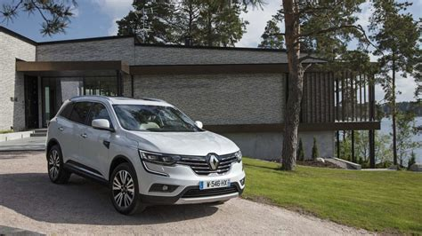 koleos renault 2018 2018 renault koleos review motor1 com photos