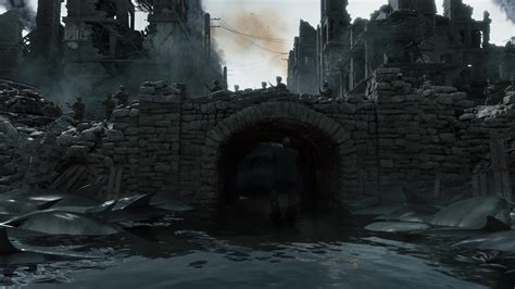 wallpaper death stranding  screenshot mads mikkelsen
