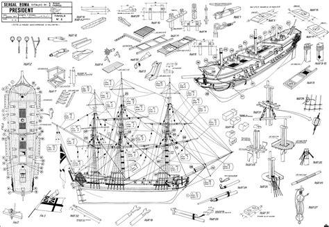model ship plan   woodworking