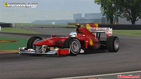 Ferrari virtual academy (or fva) is a sim racing video game for microsoft windows developed by kunos simulazioni and released in september 2010. Ferrari Virtual Academy 2010 - Mini Review | VirtualR.net - 100% Independent Sim Racing News