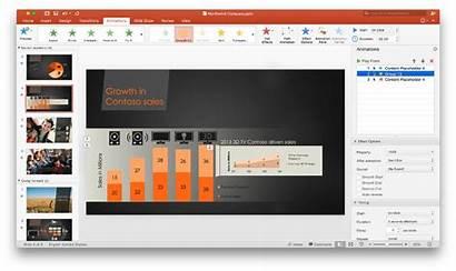 Powerpoint Mac Microsoft Keynote Apple Better Slides