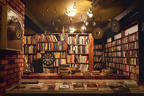 bookstore la everyday object