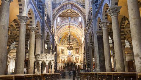 Interno Duomo Di Pisa by Piazza Dei Miracoli Di Pisa 5 Edifici Da Vedere