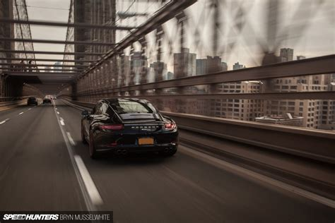 Porche Nyc by A Sunday Happy Birthday Porsche 911 Speedhunters