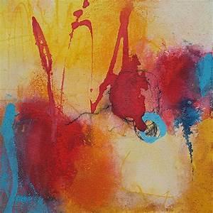 Abstrakte Bilder Acryl : abstrakte malerei iris rickart acryl und mischtechnik ~ Whattoseeinmadrid.com Haus und Dekorationen