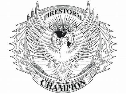 Wwe Coloring Belt Wrestling Pages Championship Drawing