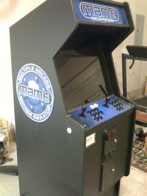build arcade cabinet with pc pdf diy build your own arcade cabinet plans build