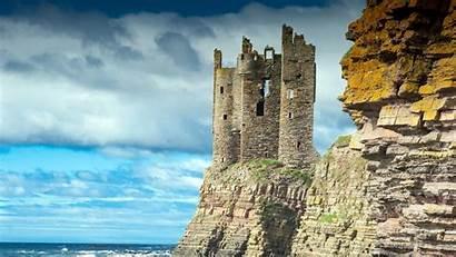 Castle Landscape Desktop Wallpapers Background Backgrounds Mobile