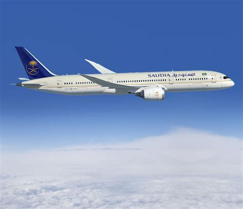 Saudia Receives First Two Boeing 787-9 Dreamliners