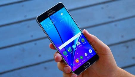 Nguyên Nhân Khiến Samsung Galaxy Note 5 Cũ Bị Khởi động