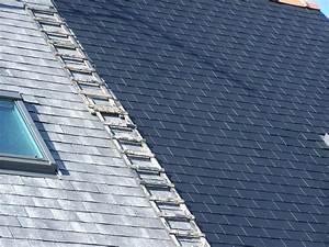 Demoussage Toiture Ardoise : peinture de fa ade toiture et peinture d 39 int rieur ~ Premium-room.com Idées de Décoration