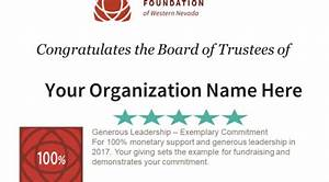 100 Percent Club Membership Inspires Confidence in Donors ...