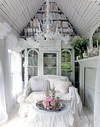 Simple Symmetry Shabby Chic Victorian Cottage In The