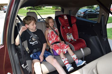 honda pilot review kids carseats safety