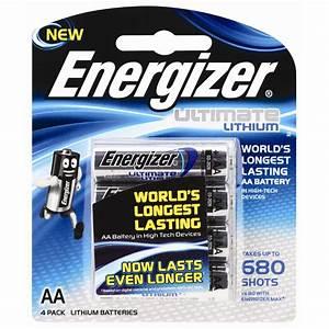 Lithium Aa Batterie : energizer ultimate lithium aa battery 4 pack bunnings warehouse ~ Orissabook.com Haus und Dekorationen