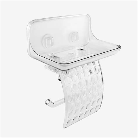Kcasa Kcft68 Bathroom Magical Sticky Tissue Holder