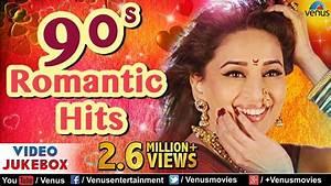 90's Romantic Hits | Top 21 Bollywood Evergreen Hindi ...