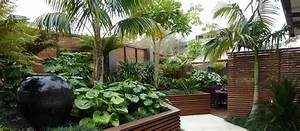New zealand tropical gardens google search gardens for Latest landscape design