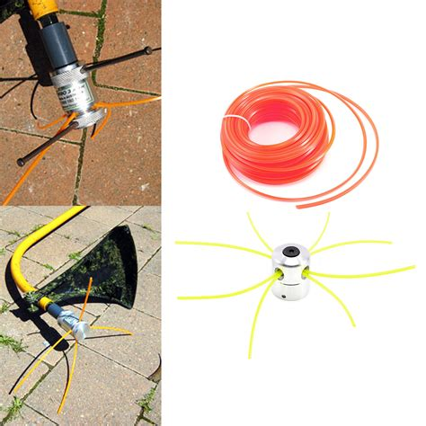 fadenkopf motorsense universal alu m 228 hkopf fadenkopf universal f 252 r motorsense freischneider trimmer rasentrimme ebay