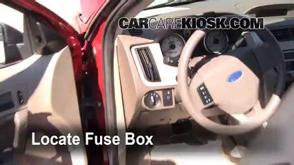 ford focus interior fuse check  ford focus