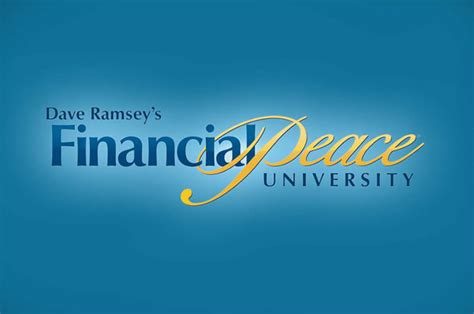 Financial Peace University (fpu)  Mariners Church
