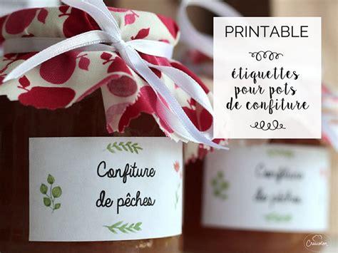 201 tiquettes pour pots de confiture printable gratuit creacoton blogcreacoton