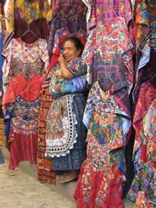 Mayan Traditional Clothing in Guatemala