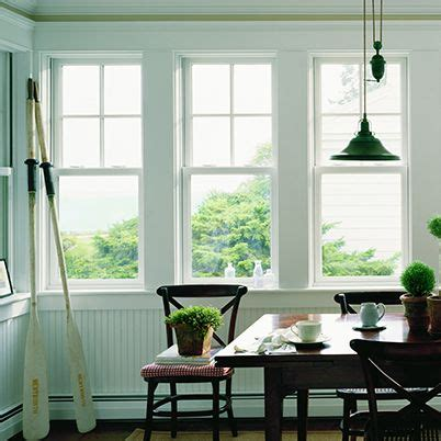 andersen  series double hung window farmhouse windows