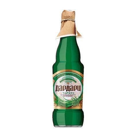 Bezalkoholiskais dzēriens Dardari Tarhūns