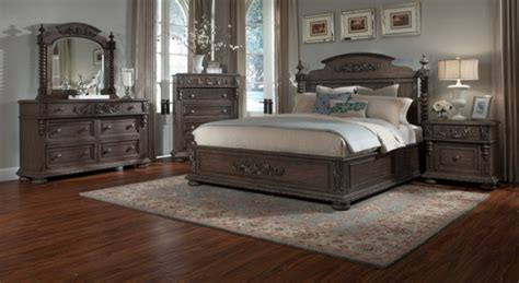 King Size Bedroom Sets From Woodstock Furniture & Mattress