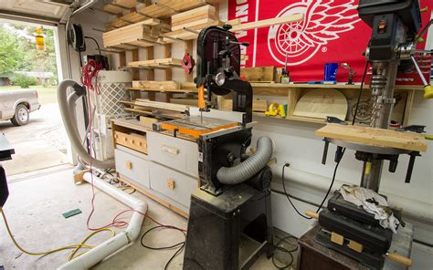 car garage woodshop shop   jays custom creations