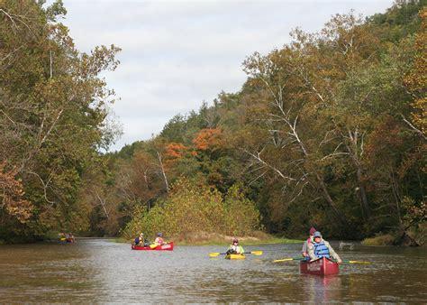 river canoe ozark missouri sierra club outings