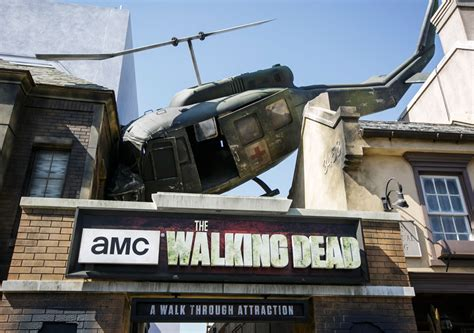 Any park tickets purchased for a date when we are closed will automatically be changed to one valid until. The Walking Dead - The Walking Dead at Universal Studios ...