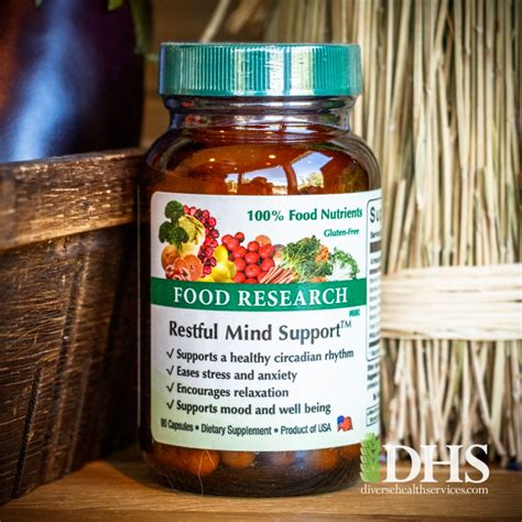 support cuisine restful mind 90c see all products a z diverse health