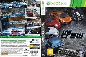 The Crew Xbox 360 : the crew pt br xbox 360 box art cover by wellyson ~ Medecine-chirurgie-esthetiques.com Avis de Voitures