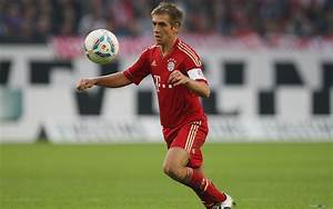 The player of Bayern Philipp Lahm wallpapers and images ...