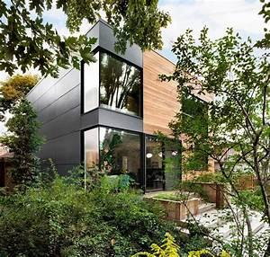 Winterfestes Gartenhaus Zum Wohnen : house in toronto by men at work general contractors moderne h user architektur und traumh user ~ Eleganceandgraceweddings.com Haus und Dekorationen