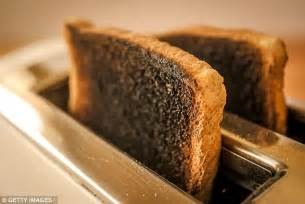 Burnt Toast Isn't Dangerous