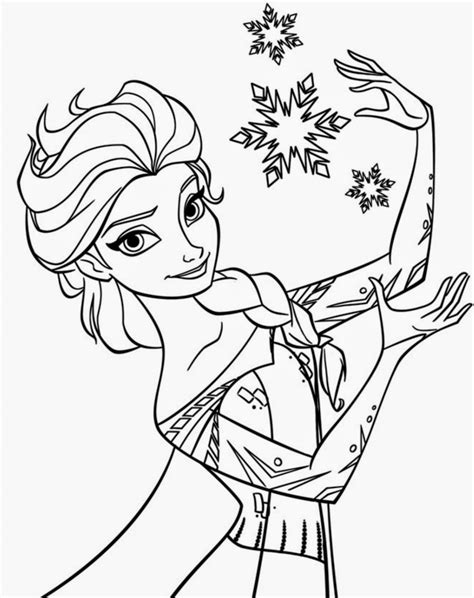 15 beautiful disney frozen coloring pages free instant