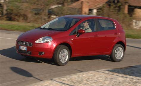 Volante Grande Punto Sport Prova Fiat Grande Punto Scheda Tecnica Opinioni E