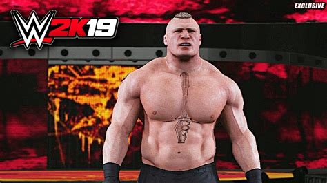 wwe  exclusive brock lesnar official entrance youtube
